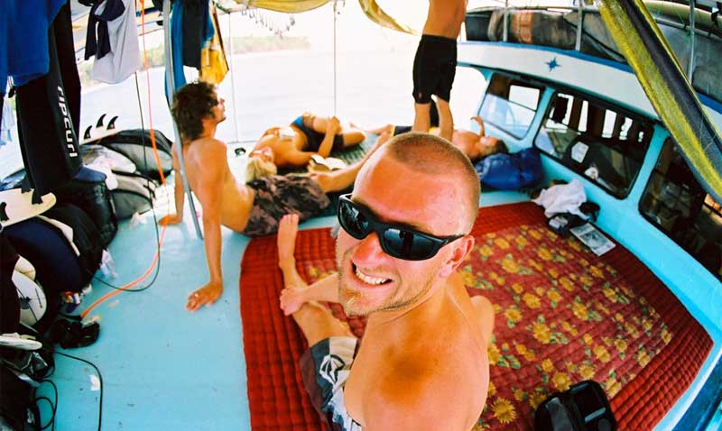 Mentawais boat trips